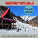 HISTORY OF KULLU DISTRICT HPEXAM