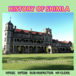 HISTORY OF DISTRICT SHIMLA