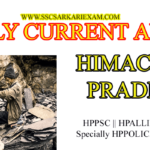Himachal Pradesh Weekly Current Affairs