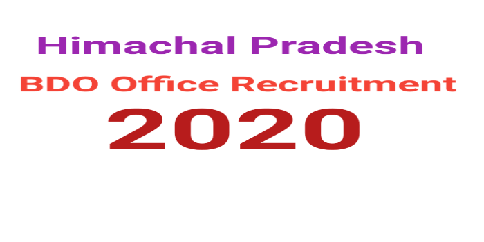 BDO Office Recruitment 2020